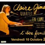 Claire Gimatt Quartet (c) clairegimatt.fr