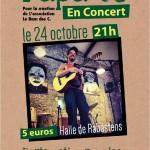 Concert Papa Jo - Sebastopol (blues,jazz..) (c) Le Banc des C