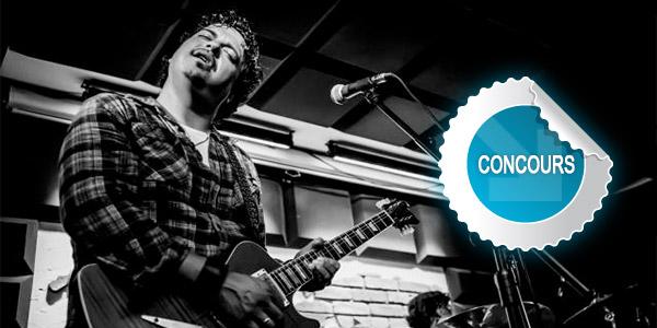 Gagnez des places pour le concert de Dave Herrero / Concours DTT