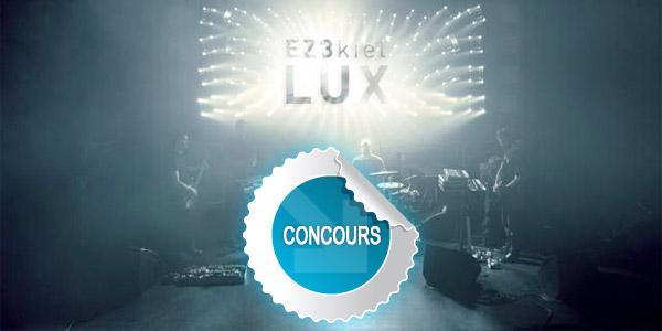 Gagnez des places pour le concert d'Ez3kiel / Concours DTT