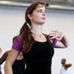 Cours de danse africaine (c) Association Ebenbao