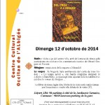 Sortie culturelle occitane dans le carmausin (c) Centre Culturel Occitan de l'Albigeois