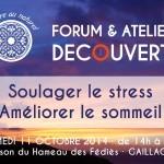 Soulager stress & Améliorer sommeil (c) MJ. Damour, C. Lemonnier, R. Brochard
