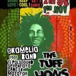 Vaour concert reggae live tarn (c) Asso Za-cari