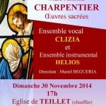 concert de musique baroque (c) Clizia / Chiome d'oro