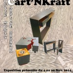 Exposition Cart'NKraft (c) Association Le Cinq