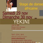 Grand Stage de Danse Africaine (c) Association Ebenbao