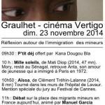 Graulhet P'tit déj - Ciné - Débat (c) Kana Dougou Bla