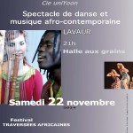Lavaur spectacle de danse africaine (c) Association Ebenbao