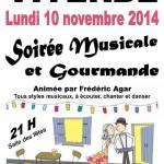 Soirée musicale et gourmande (c) Comité des fêtes de Viterbe