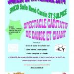 Spectacle caritatif de danse et chant (c) OSCAR'S ANGELS