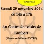 Stage de danses traditionnelles (c) Centre Occitan du Pays Castrais