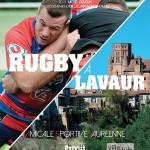 Rugby à Lavaur / © Editions Privat