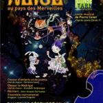 Alice au Pays des Merveilles (c) Conservatoire de Musique et de Danse du Tarn