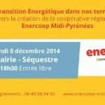 Lancement Enercoop Midi Pyrénées (c) Enercoop Midi Pyrénées