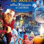 Le Marché de Noël de Castres (c) ville-castres.fr