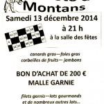 Montans loto (c) comité des fêtes