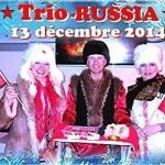 Soirée cabaret russe (c) les cocottes blanches