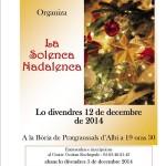 Solenca (repas) de fin d'année (c) Cercle Culturel Occitan de l'Albigeois