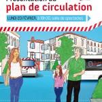 Gaillac, présentation du plan de circulation / © Ville de Gaillac