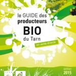 Guide des producteurs Bio du Tarn 2015