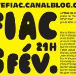 AFIAC/Cafe/Performance/ FETEFIAC (c) AFIAC