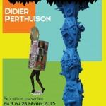 Art Bidon, Expo de Didier Perthuison (c) Association Le Cinq