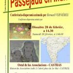 Conférence - diaporama « Passejada en Ìndia » (c) Centre Occitan del País Castrés