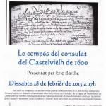Conférence historique (c) Centre Culturel Occitan de l'Albigeois