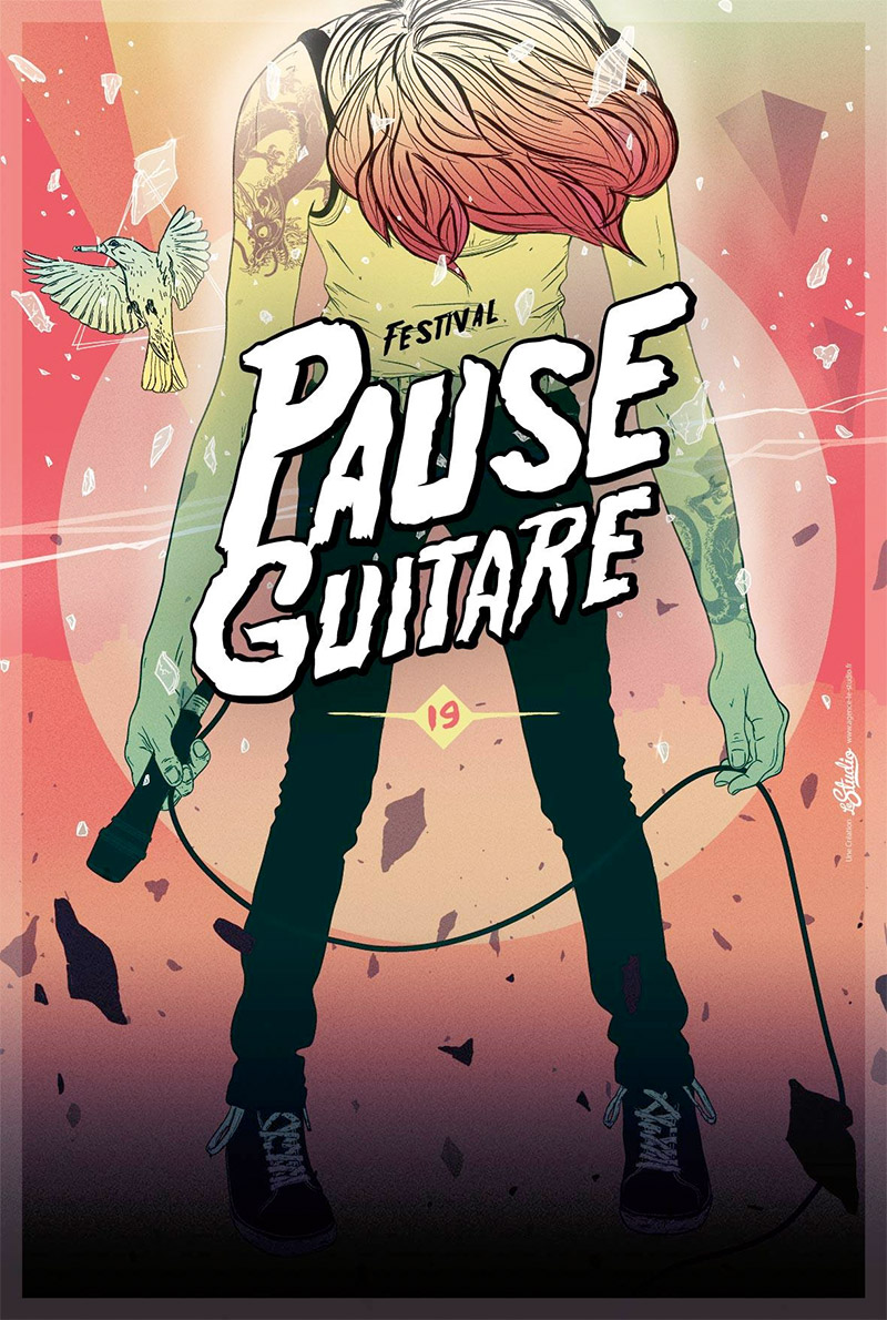 Pause Guitare 2015