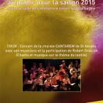Concert Chorale Cantarem