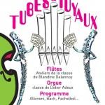 Tubes et Tuyaux (c) Conservatoire de Musique et de Danse du Tarn