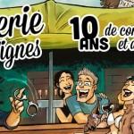 10 ans de la Brasserie des Vignes (c) Brasserie des Vignes / Petit Musée de la Bièr