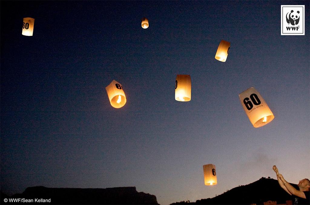 Earth Hour / © Sean Kelland - WWF