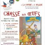 Chasse aux oeufs (c) Secours populaire français