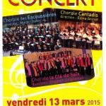 concert de chorales (c) MJC de SAÏX