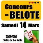 concours de belote (c) La Môle en Fete