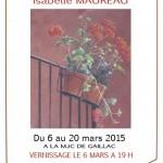 Expô d'Isabelle Maureau (c) MJC Gaillac