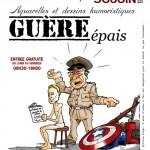 Exposition GUERE EPAIS (c) Sylvain Pongi Auteur