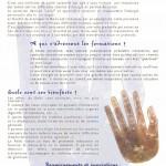 Fomations Reiki 1er et 2ème degré, et atelier (c) Joha Maillard - Association les Fleurs de Vie