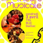 L'heure musicale (c) MJC Gaillac