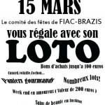 Loto du comite des fêtes (c) Comité des fêtes de Fiac