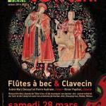 Musiques anciennes (c) Conservatoire de Musique et de Danse du Tarn