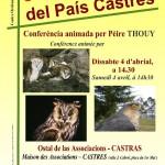 Oiseaux rapaces del País Castrés (c) Centre Occitan del País Castrés