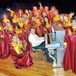 Swing Gospel en concert solidaire (c) Lions club de Lavaur