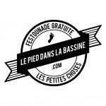 Le Pied dans la Bassine, logo