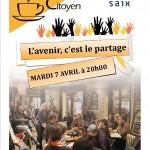 café citoyen (c) MJC de Saïx