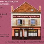Expo vente de créations artistiques (c) Véronique Fortier