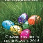 Grande chasse aux oeufs de Pâques (c) Jardins des Martels