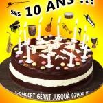 Les 10 ans de Tougoudoum (c) Association Tougoudoum